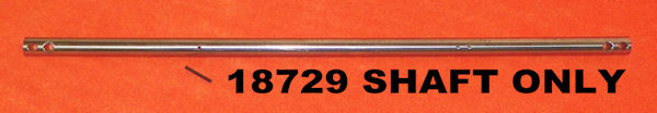 UniTrol Axle 18729 Shaft