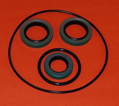 Aluminum Oil bath worm drive seal kit