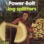 Power Bolt Log Splitter